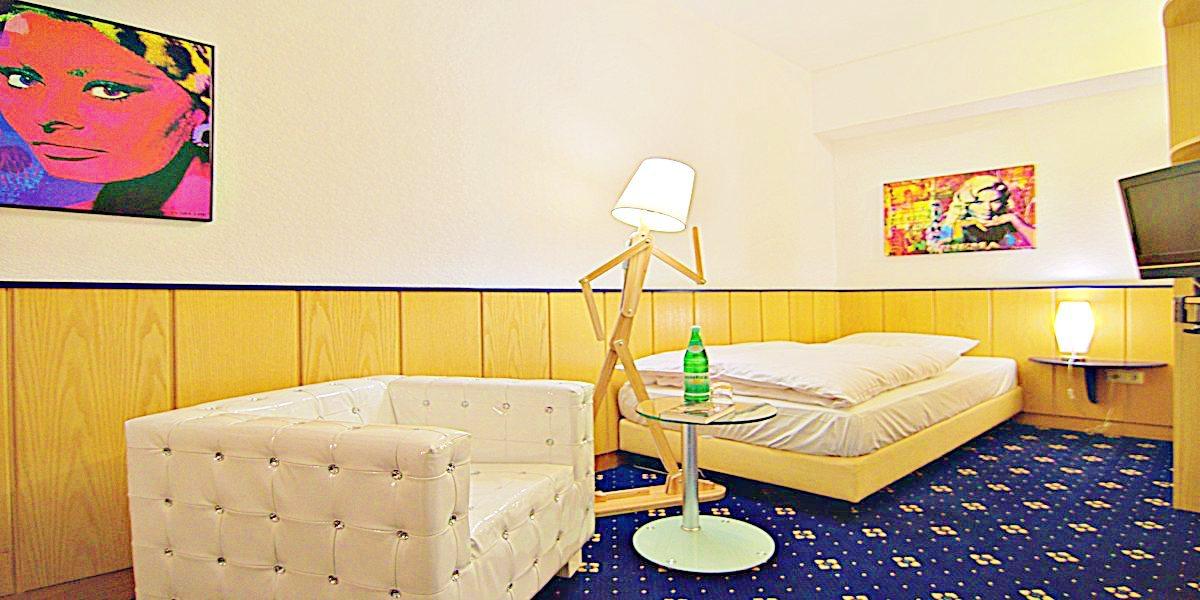 Lünen Hotel zentral Einzelzimmer Standard - Park