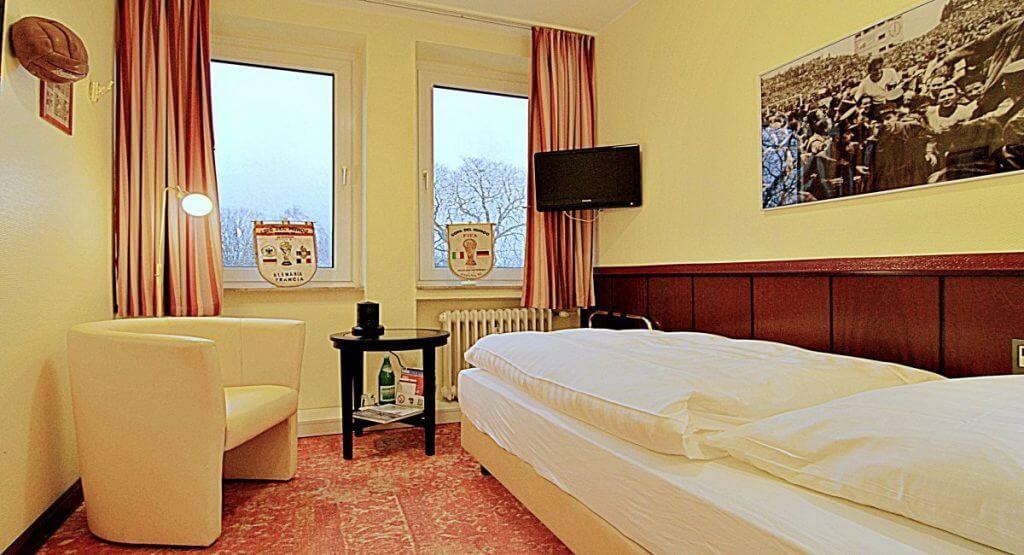 Lünen Hotel zentral am Lippepark Einzelzimmer Standard