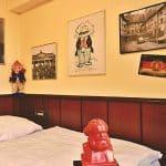 Retro-Art-Hotel iThemenzimmer DDR